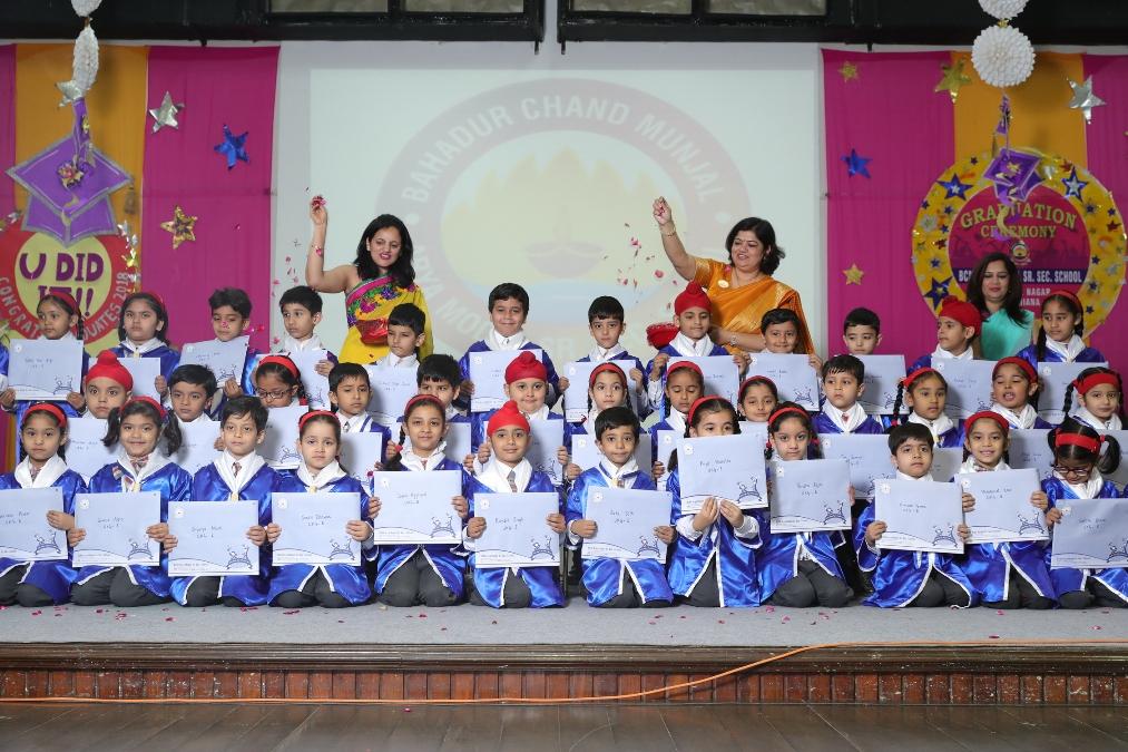 BCM ARYA MODEL Sr  Sec  School